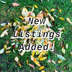 Dozens of new listings just added! Check it out!